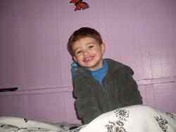 Meu filho Amado.