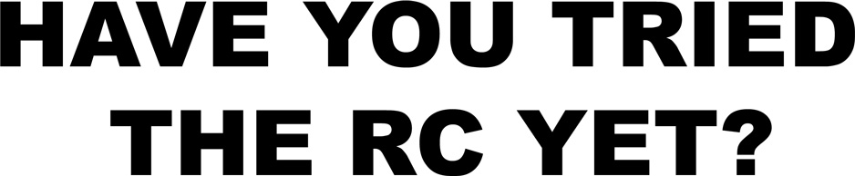 Try The RC