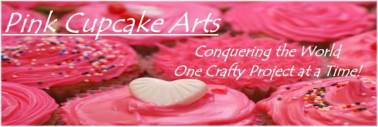 Pink Cupcake Arts