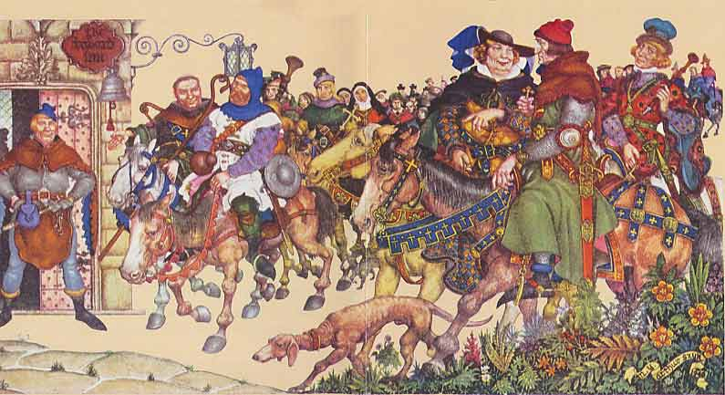 outline the cantebury tales The canterbury tales has 166,570 ratings and 2,798 reviews mj said: when confronted with the painful choice of whether or not to read chaucer in the ori.