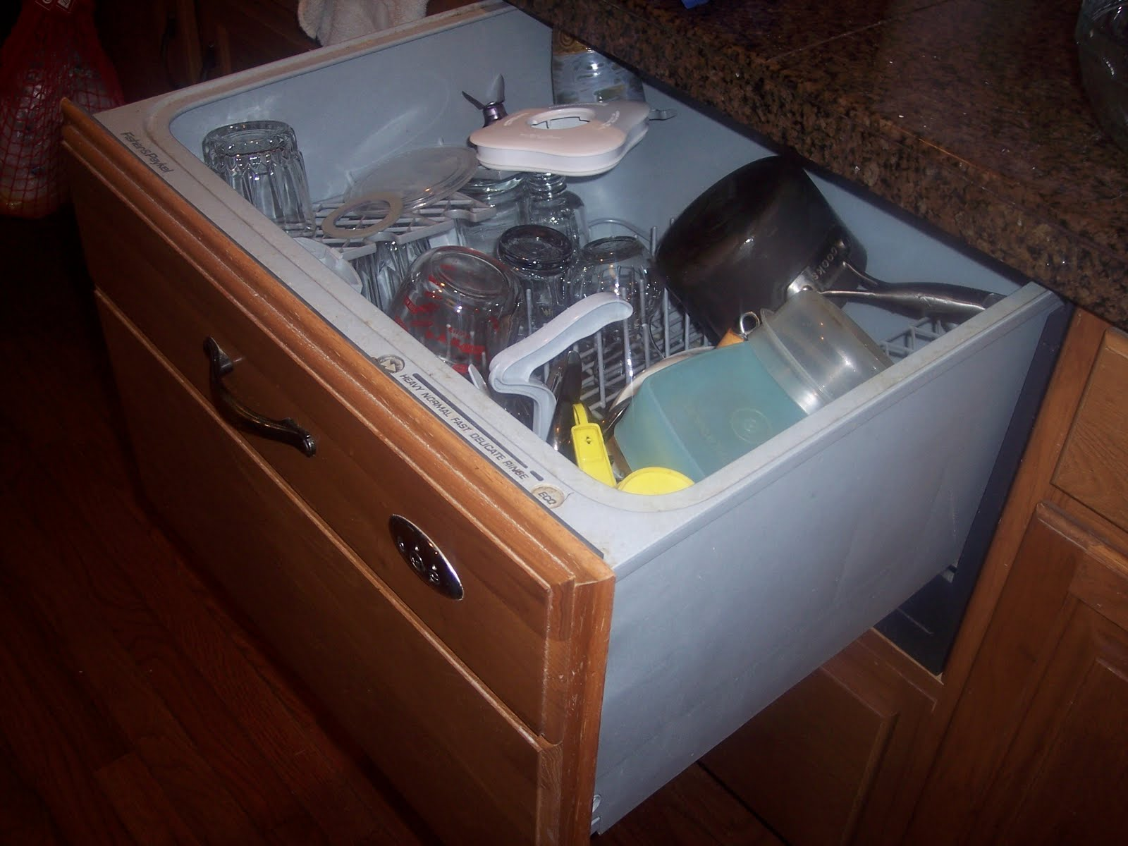 Dish Washer Drawer