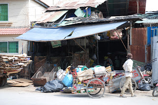 Chiffoniers du Cambodge - Phnom Penh