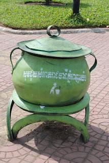 Poubelles publiques - Phnom Penh