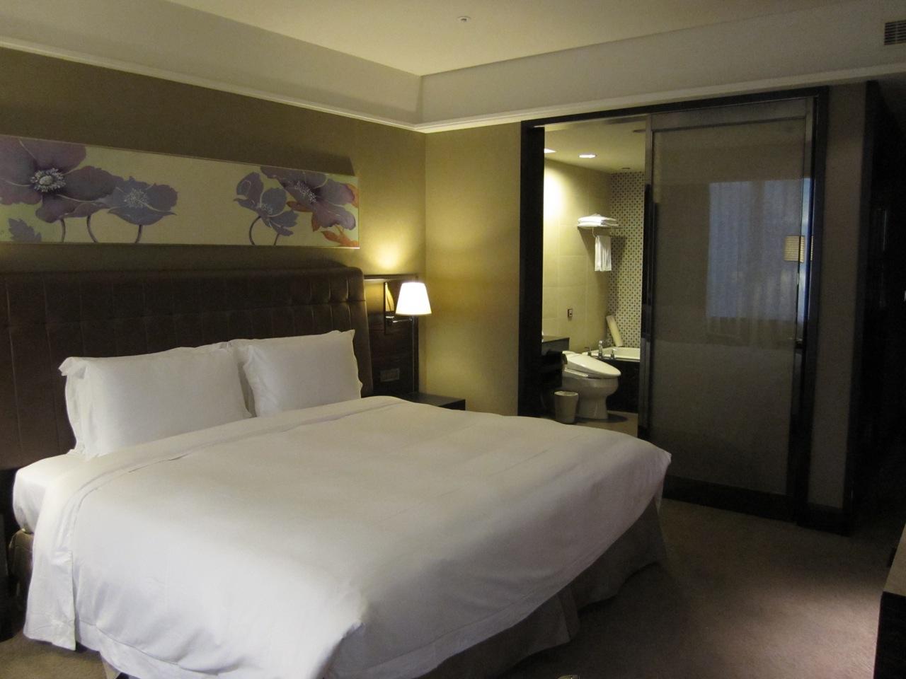 Demain c 39 est maintenant taiwan hotel fullon de - Porte de chambre design ...
