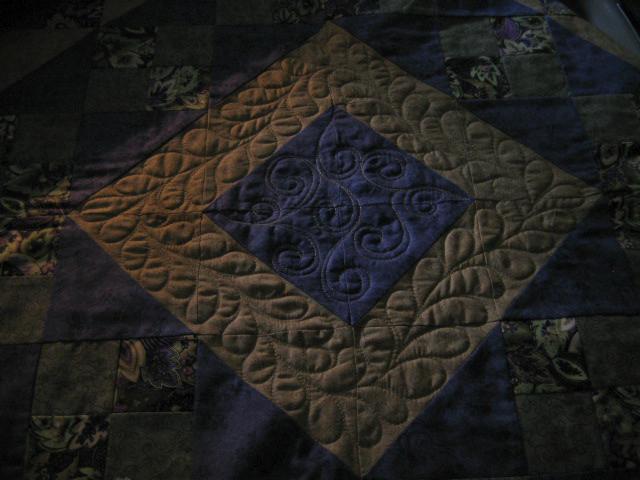 [Purple+Tan+quilt]