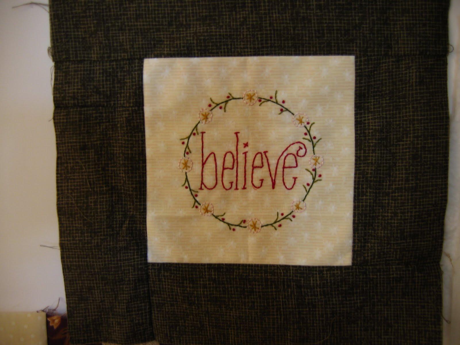 [believe]