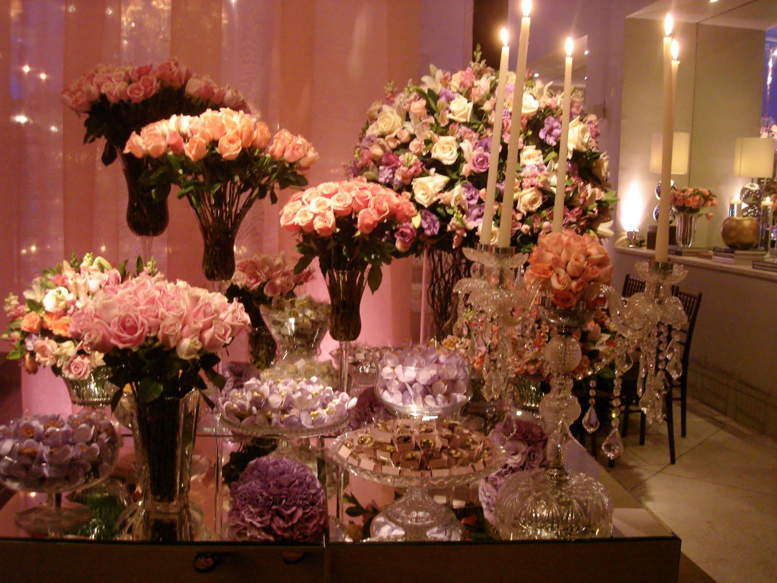 decoracao casamento tons de rosa:rosa a delicadeza dos tons de rosa 16 ...