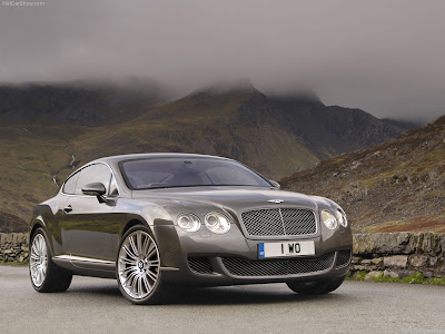 Bentley Gt Coupe. Bentley#39;s iconic GT coupe