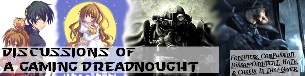 Discussions of a gaming Dreadnought