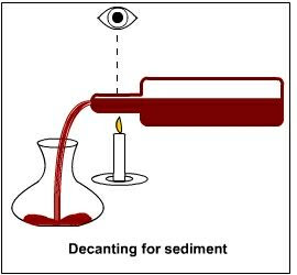 decanted oil