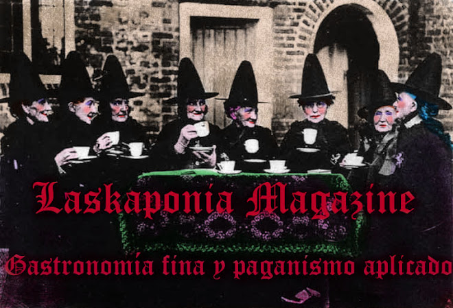 Laskaponia Magazine