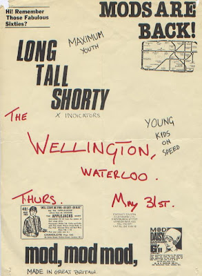 Long Tall Shorty