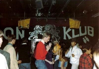 El ON Klub en 1982