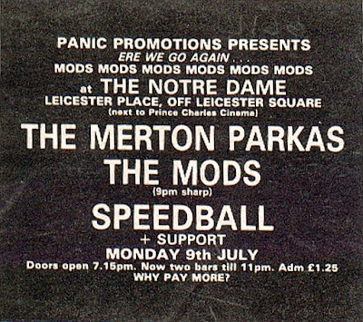 Merton Parkas