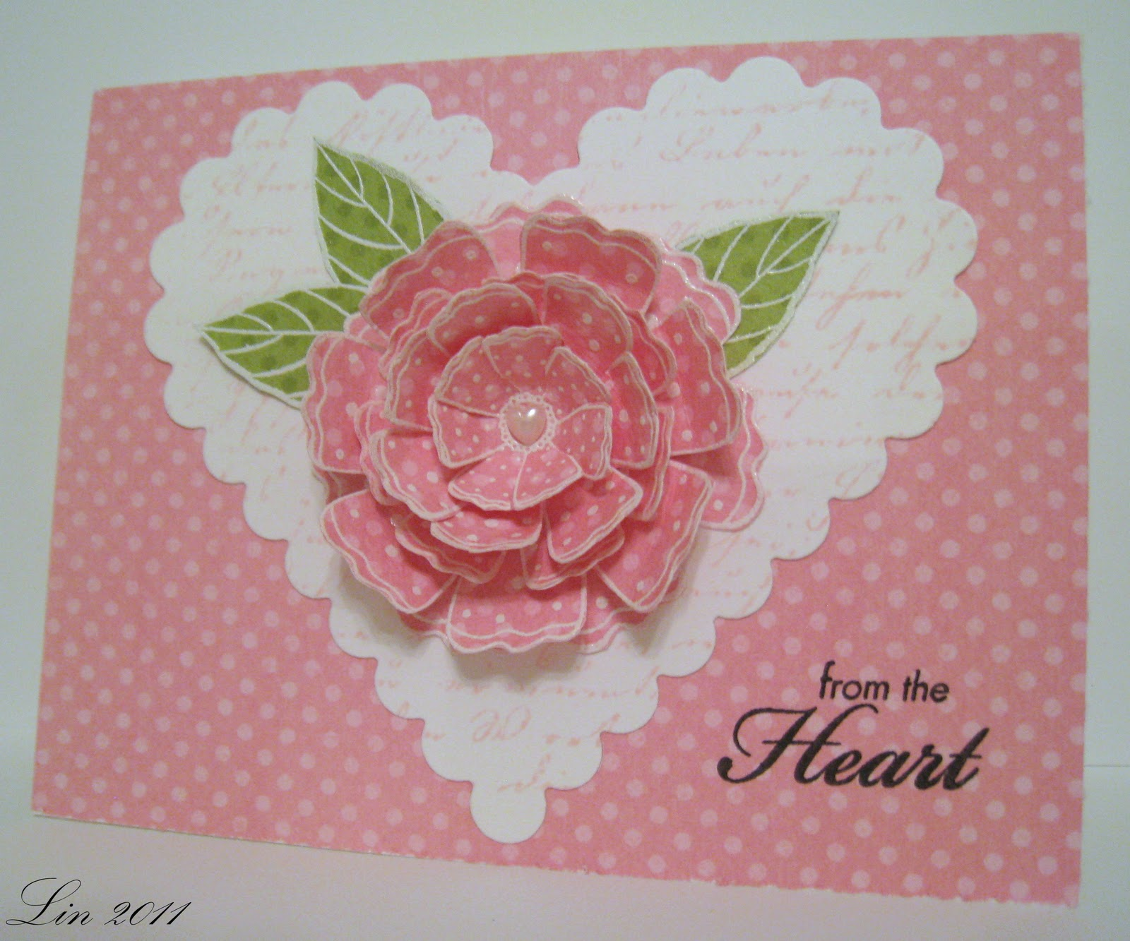 Sending Hugs Hearts and Flowers