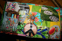Collage a place to keep treasures