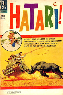 Affiche de Hatari