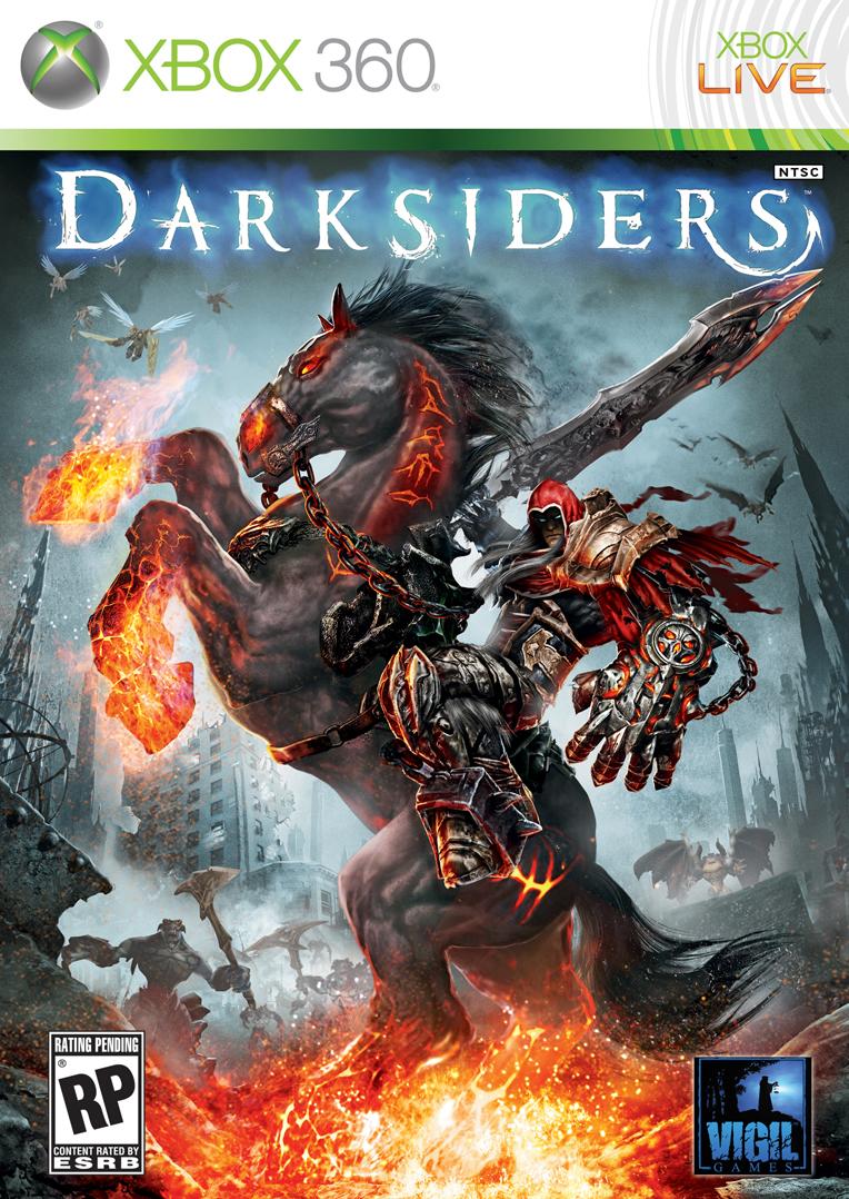 Darksiders 2 xbox 360 espa ol region free pl identi - Descargar darksiders 2 ...