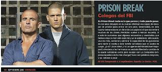 Yonomeaburro: Estreno de la 4 temporada de Prison Break