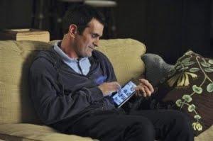El iPad en las series