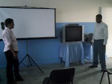 Habilitación aula audiovisual
