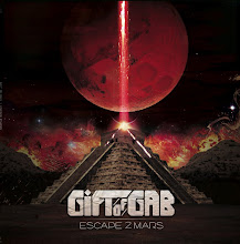 GIFT OF GAB ESCAPE 2 MARS - INSTORES NOV.3RD!!!