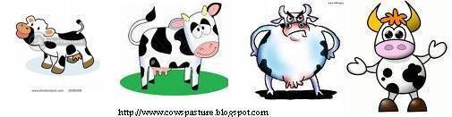 cow's pasture...
