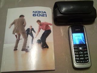 «Nokia 6021»
