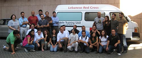 LRC training project - The TEAM