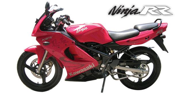 harga kawasaki ninja 150 rr. NINJA 150 RR