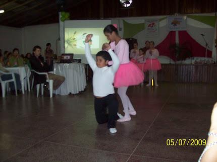 Thiago e Vanessa.