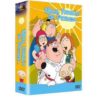 Download - Familia da pesada (Family Guy) 1ª temporada Completa