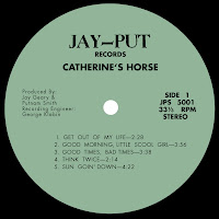 Catherine's Horse (1969) (now complete!)