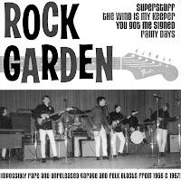 Rock Garden - E.P. (1966-67)