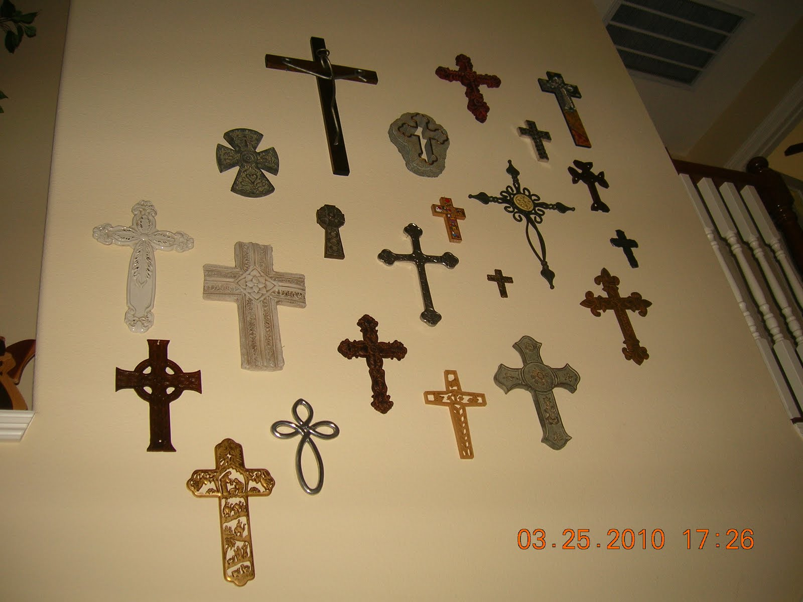 Magnificent Cross Wall Ideas Photos - Wall Art Collections ...