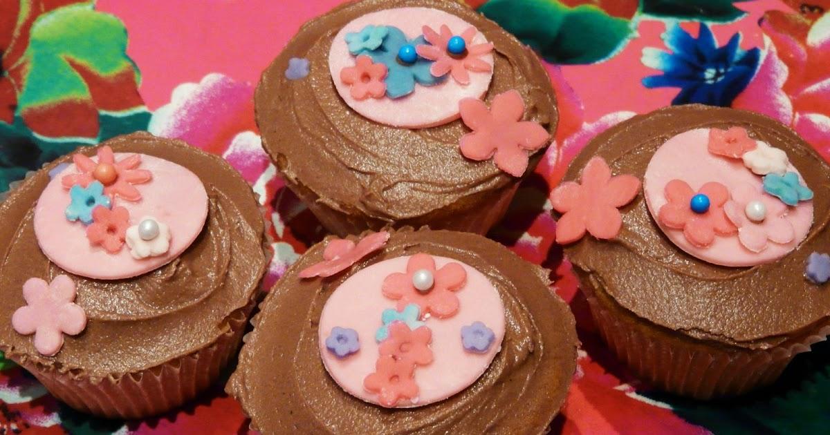 Recette Cup Cakes L Ef Bf Bdgers Avec Ganache