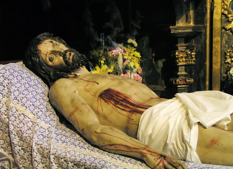 foto escandalosas vida jesus: