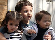 Rena, Santy y Panchi