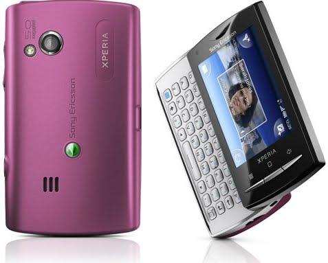 sony ericsson xperia x10 mini pro black. Sony Ericsson Xperia X10