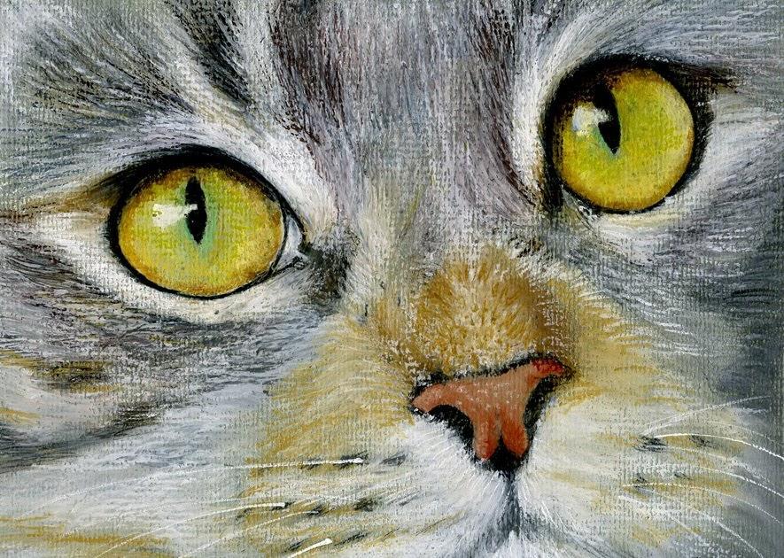 Oil Pastel Painting Tutorials