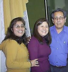 GRACIAS...AL APOYO RECIBIDO DE MIS HIJAS ANA,  CECI Y  FAMILIARES  DURANTE MI LABOR  MUNICIPAL