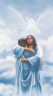 JESUS HUGS 