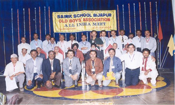 OBA Meet  at Bangalore 2002
