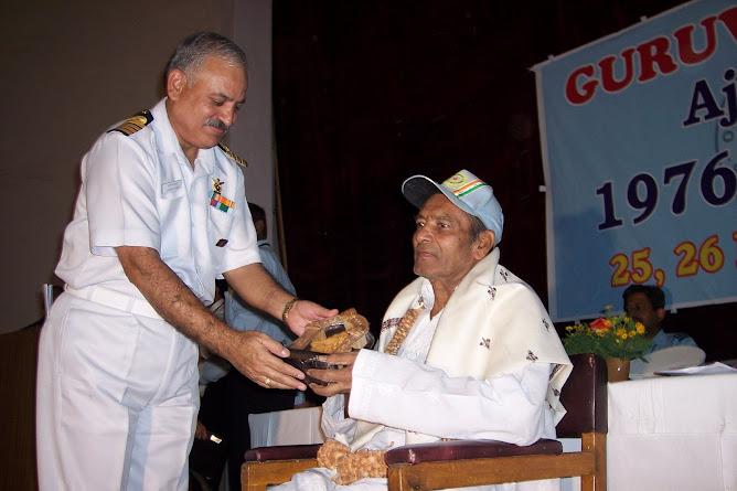Guruvandana to SVD