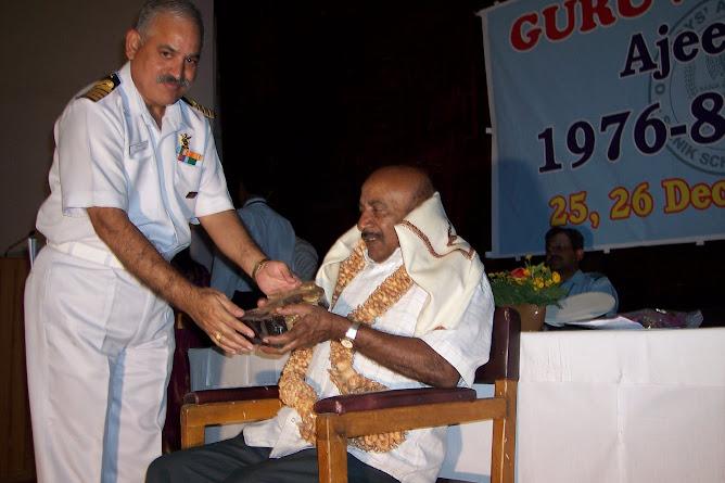 Guruvandana to KYM G