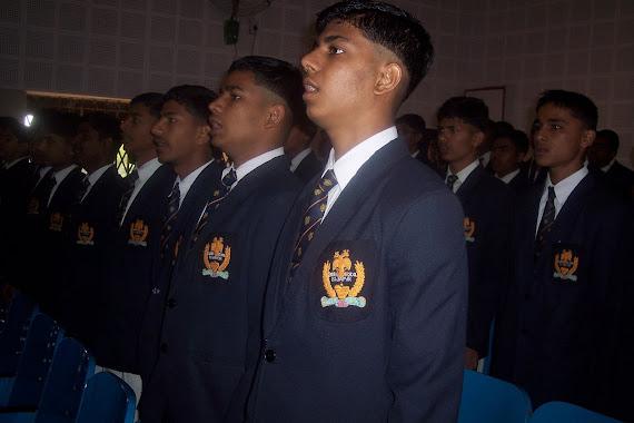 Class XI Cadets