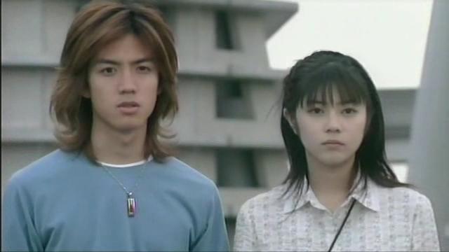 Yuria Haga Kamen Rider Kiva TOEI-GIRLS-MUSIC: Than...
