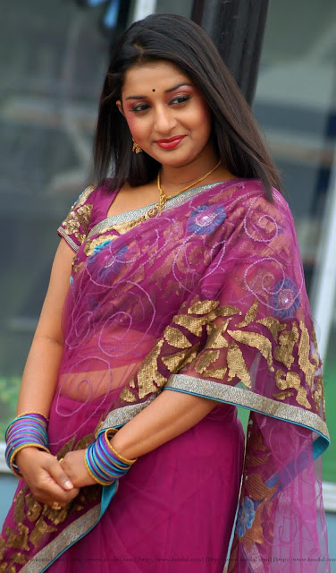meera jasmine cute saree photos