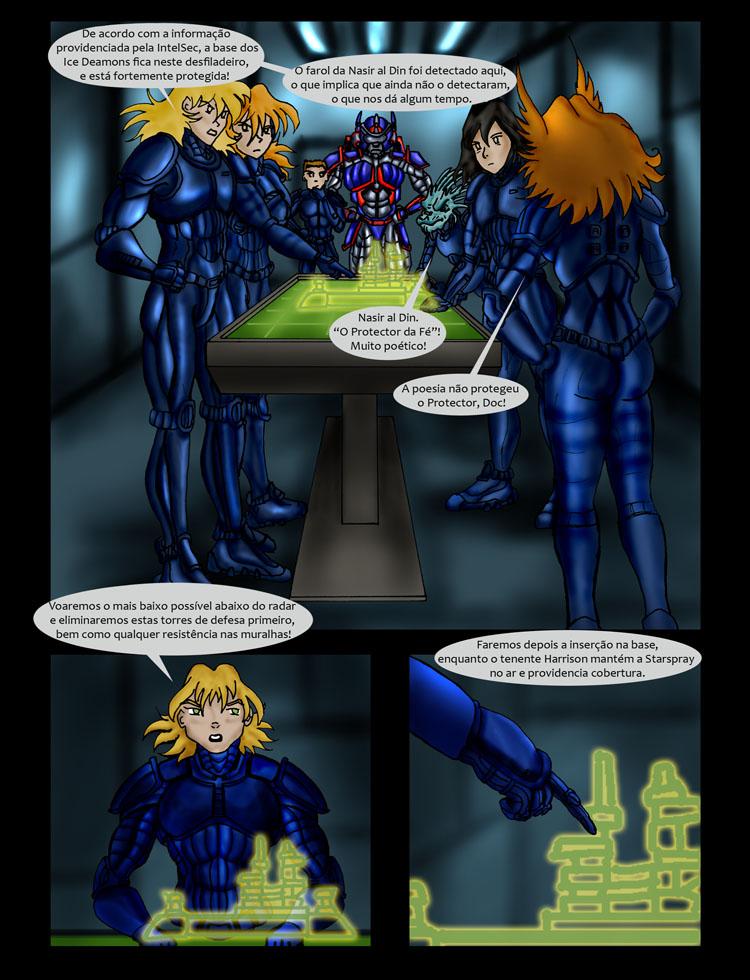 Protector da Fé - Pagina 3