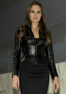 Celebrity Angelina Jolie